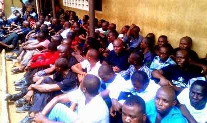 Lagos Task-force Arrests 200 Sure-P Federal Task-force Officials
