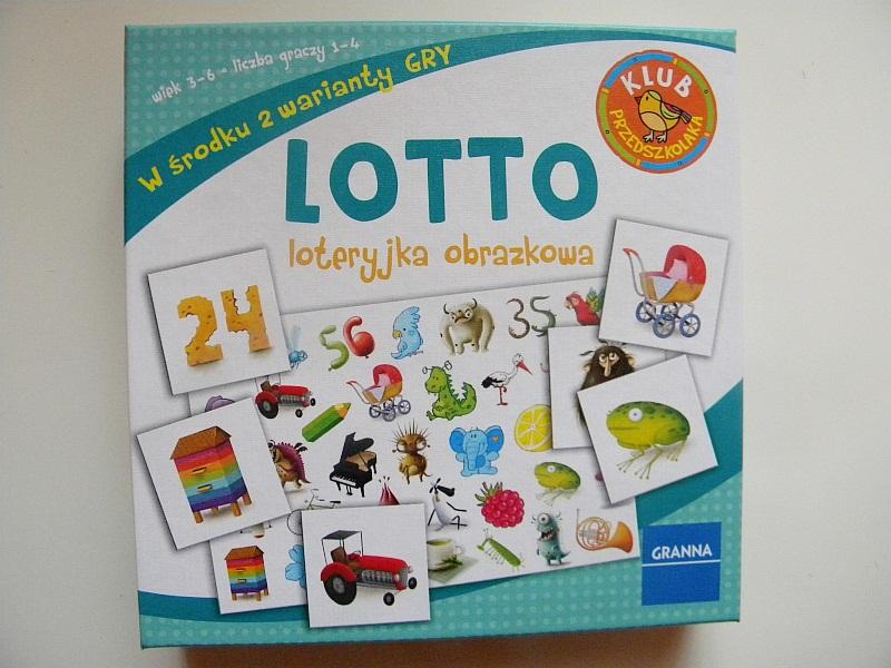 Loteryjka obrazkowa | Granna
