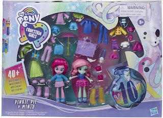 Pinkie Pie & Minty Fashion Squad Set Finally Available