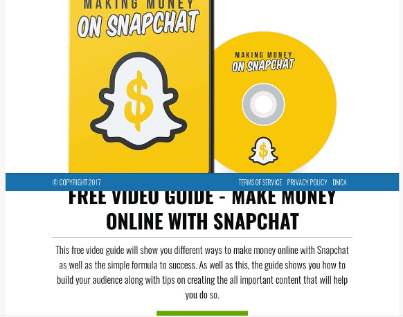 Make Money With SnapChat - Interesting Things on Online