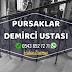 Ankara Pursaklar Demirci Merdiven Demiri - Ferforje Demir - Balkon Demiri - Bahçe Demiri