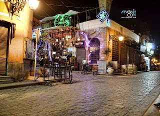 شارع المعز لدين الله الفاطمى القاهرة