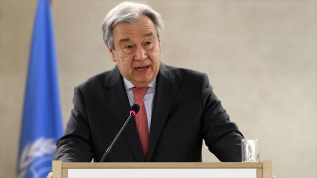 Guterres, preocupado por expansión del populismo en el mundo