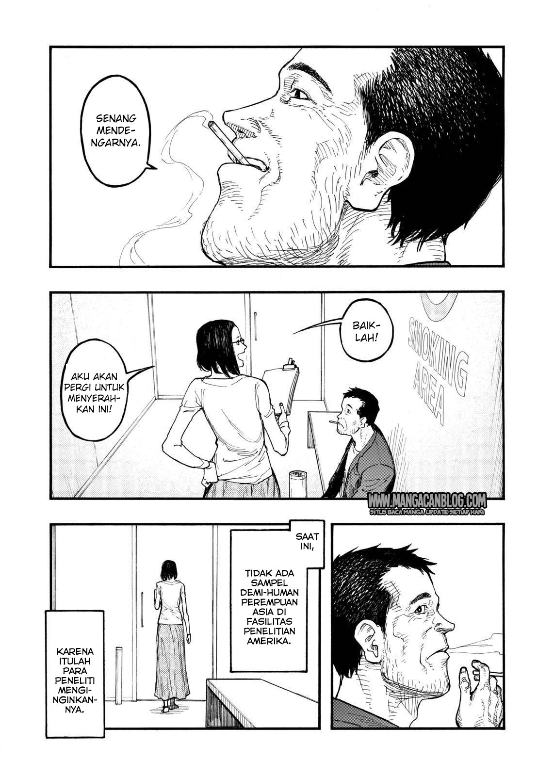 Dilarang COPAS - situs resmi www.mangacanblog.com - Komik ajin 046 - selamat pagi, sampai jumpa besok 47 Indonesia ajin 046 - selamat pagi, sampai jumpa besok Terbaru 35|Baca Manga Komik Indonesia|Mangacan