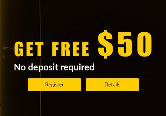 Bonus Forex Tanpa Deposit IZI Trades $50