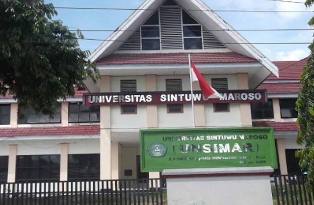 Daftar Perguruan Tinggi Swasta di Provinsi Sulawesi Tengah