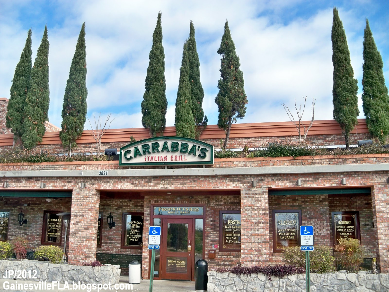 Italian Restaurants In Alachua Fl