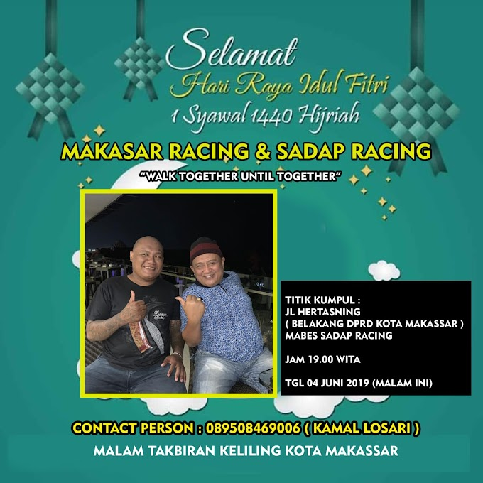 Sejumlah Warga Makassar Nyatakan Sikap Jadi Sahabat Syarifuddin Daeng Punna