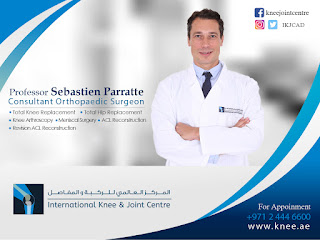 Professor Sebastien Parratte (MD, PhD) is a French Orthopaedic surgeon