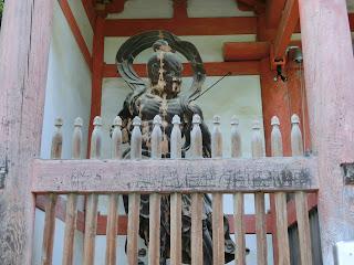 醍醐寺仁王像