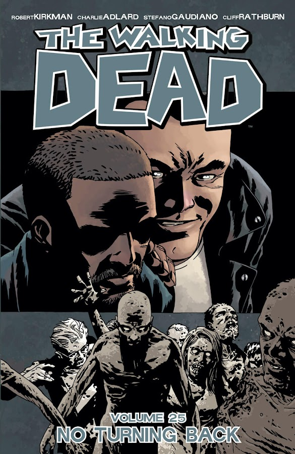 the walking dead no turning back image comics