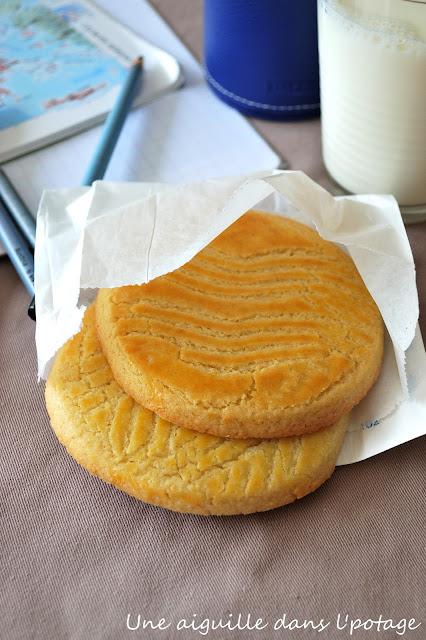 véritable galette bretonne