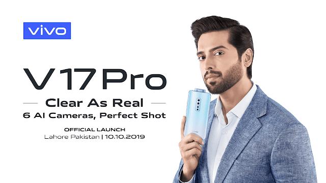 Vivo V17 Pro Price I Pakistan
