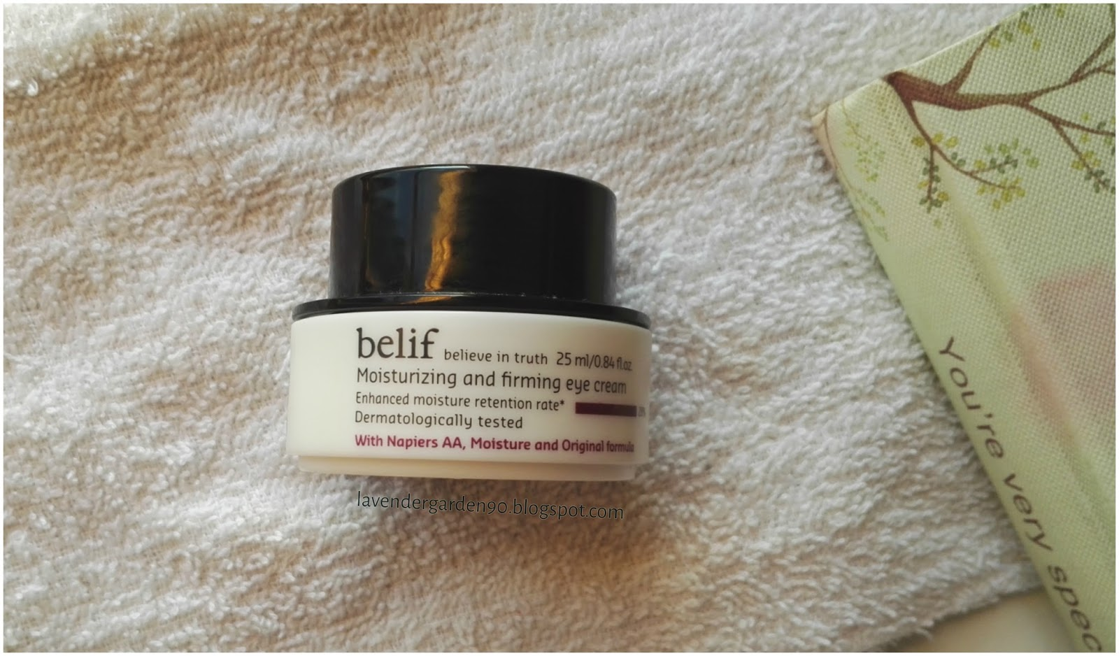 Moisturizing and Firming Eye Cream by belif #17