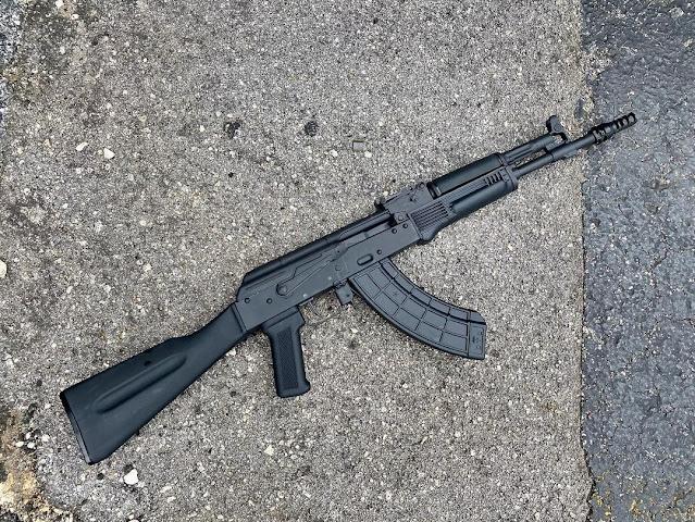 CW-Gunwerks-Black-Polymer-Romanian-AKM-Suppressor-Ready-Right