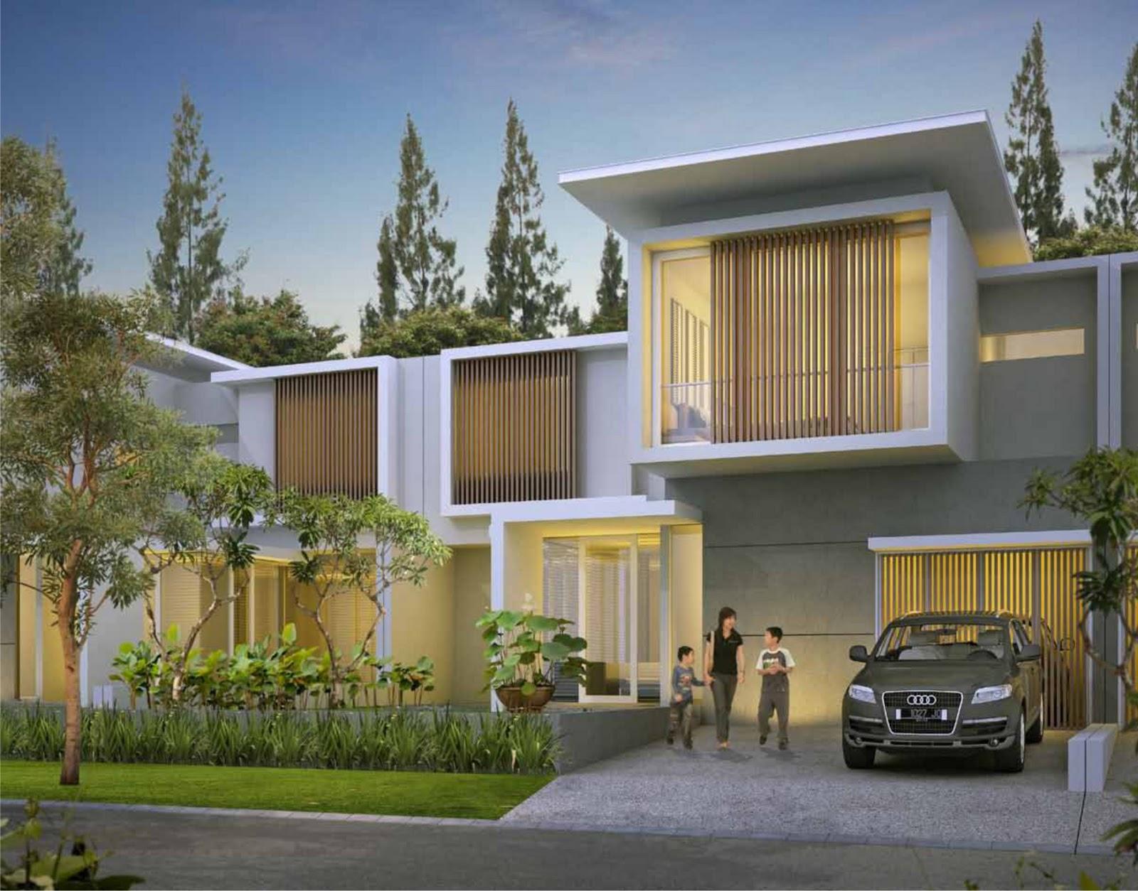 Property Pekanbaru  Spesifikasi rumah  type  meadow di