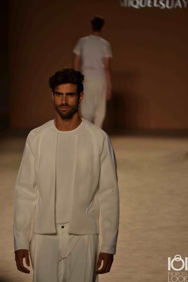 """Miquel Suay 080 Barcelona Fashion"""