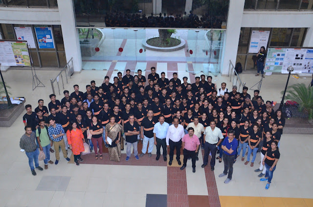 IIT ROORKEE HOSTS POSTER SESSION SHOWCASING WORK OF SPARK INTERNS