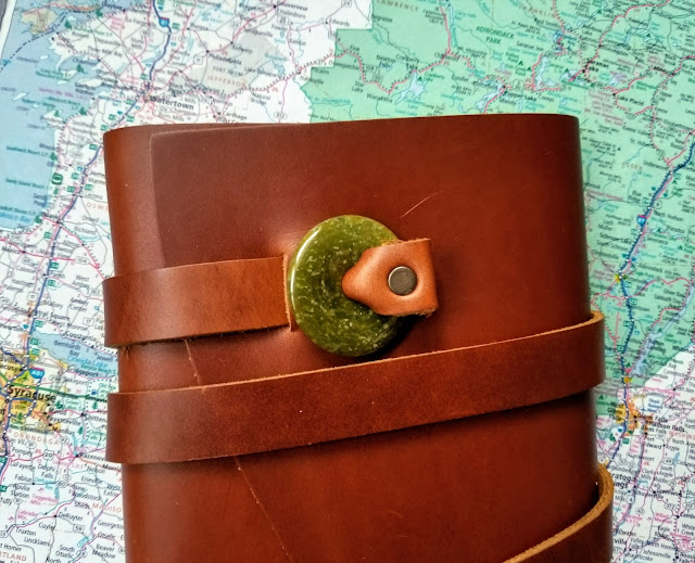 Portland Leather journal