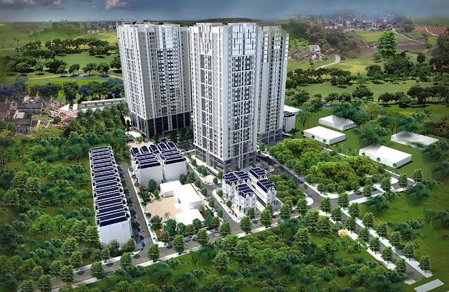 Dự án chung cư cao cấp Rose Town Ngọc Hồi