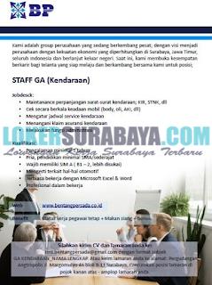 Lowongan Kerja di Bentang Persada Surabaya Terbaru Mei 2019