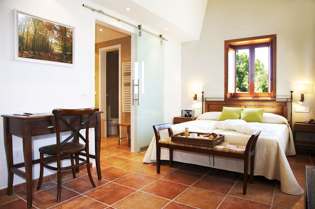 Hotel El Ventós en La Garrotxa