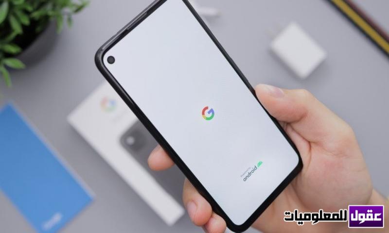 كيفية التقاط الصور لشاشة Google Pixel
