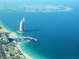 Tampil Hotel Mewah Burj Al Arab di Dubai