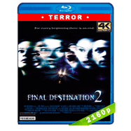 Destino final 2 (2003) 4K UHD Audio Dual Latino-Ingles