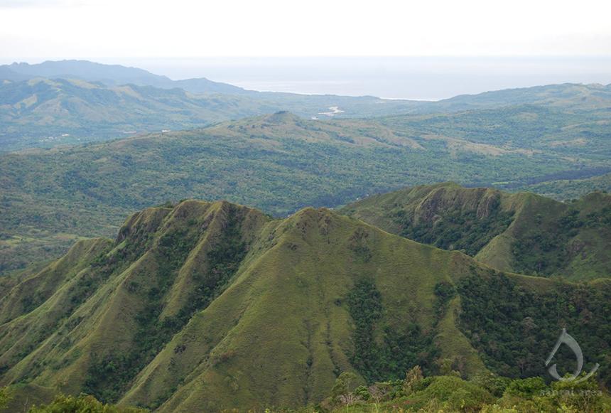 Profil Gunung Wanggameti