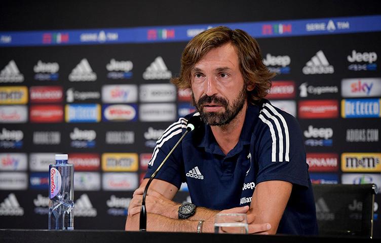 "Pirlo: ""Kakav sam bio fudbaler, takav ću biti i trener"""