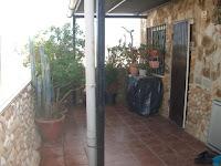 casa en venta calle san enric villarreal terraza