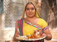 Biodata Neelu Vaghela pemeran Santosh Arun Rathi ( Bhabho )