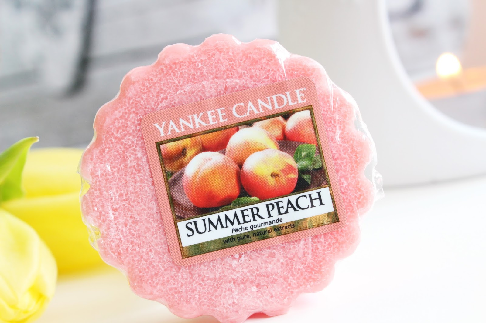 Yankee Candle | Summer Peach