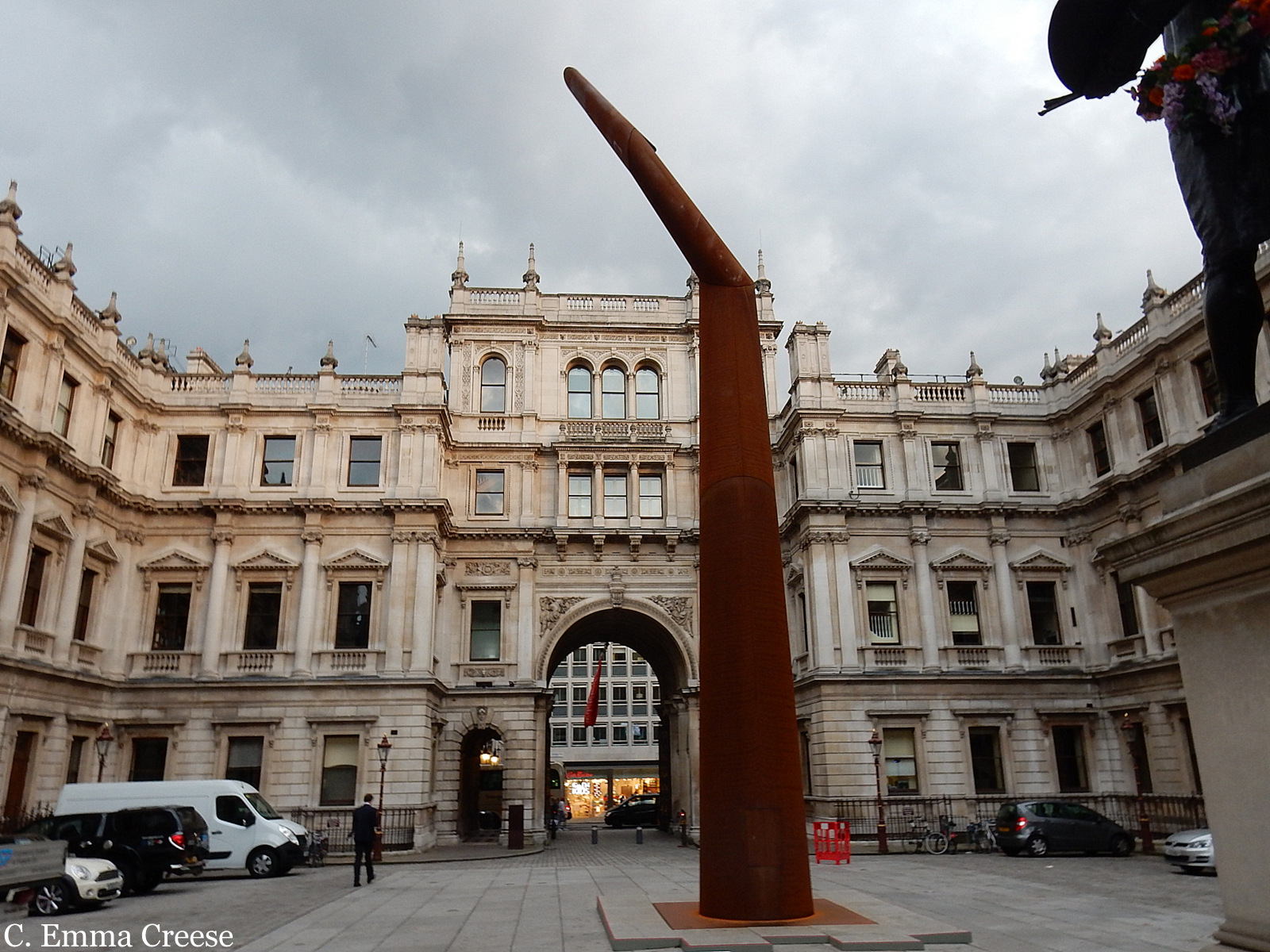 Modern art at the Royal Academy Adventures of a London Kiwi