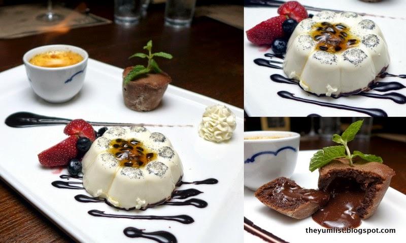 Via Pre, Tavern on the Harbour, Italian Restaurant, George Town, Penang