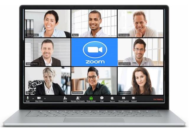 Cara Download Install Dan Daftar Akun Aplikasi Zoom Cloud Meeting Di Laptop Atau Pc Mahaming