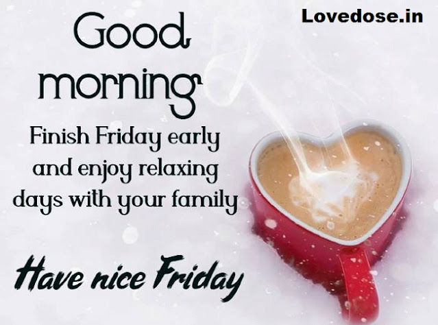 friday good morning messages