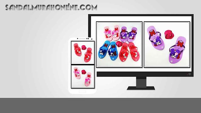 Grosir Sandal Terbaru | Sandal AB Rabbit Anak Tanggung
