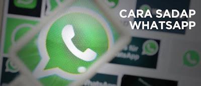 Cara Terbaru Menyadap Aplikasi WhatsApp di Android 2018