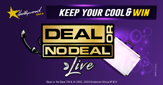 How to Play Deal or No Deal with Hollywoodbets