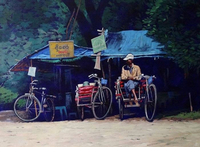 Ye Aung Myat