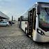 Novo modelo de ônibus em linha temporária é testado em Manaus