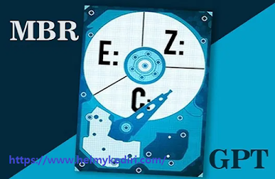 Aplikasi Converter GPT ke MBR
