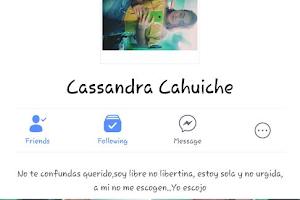 PACK DE CASSANDRA CAHUICHE