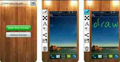 Aplikasi Screenshot Android - Penangkap Layar