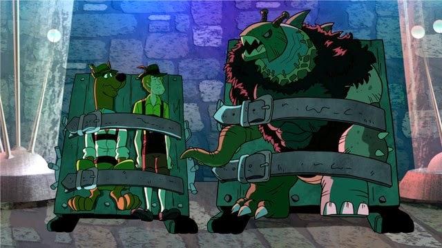 Scooby Doo e a Maldição do Frankenstein