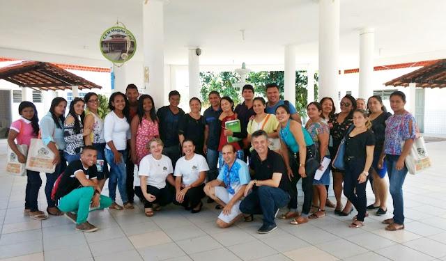 Ação - Secretaria de Educação de Mata Roma desenvolve mais um programa com professores para avançar no Ideb