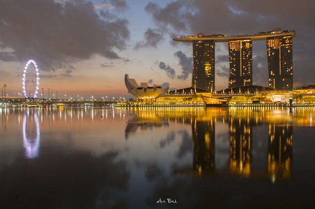 Singapore photo tour with photographer