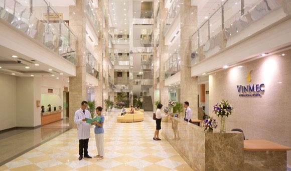 Phòng khám đa khoa tại chung cư D'Le Jardin du Luxembourg